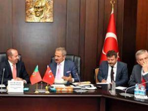 Portekizli bakandan Türkiye çıkarması