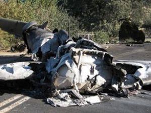 Porto Riko açıklarında uçak kaza yaptı
