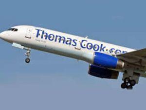 Thomas Cook uçağı ile irtibat kesildi