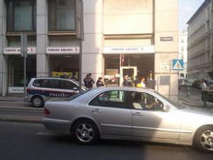 THY Avusturya bürosuna PKK baskını
