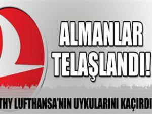 Türk Hava Yolları Lufthansa'dan daha iyi