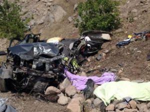 Konya'da feci kaza: 4 kişi hayatını kaybetti