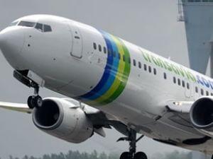 Transavia firması 100'üncü kez iniş yaptı
