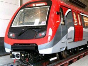 Kadıköy-Kartal metrosunda şaka gibi kaza