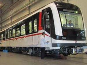 Ankara metro vagonları Çin'den gelecek
