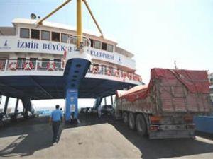 İzmir 4 yeni arabalı vapur ihalesi yapacak