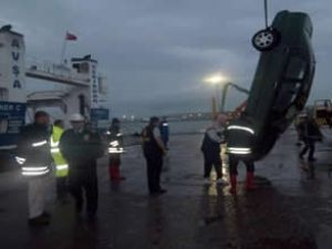Tekirdağ Limanı'nda suçlu 'Yakamoz'