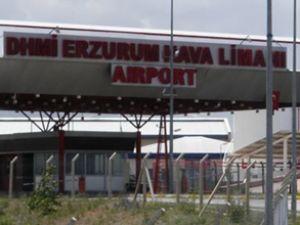 DHMİ Erzurum Havalimanı verileri açıkladı