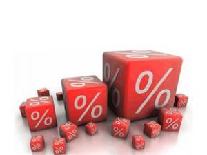 Gösterge faizi yüzde 7,70'e yükseldi