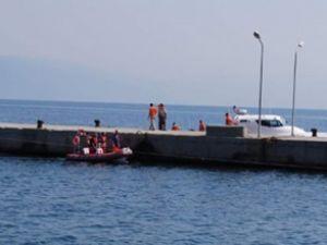 Mudanya'da İDO'nun radarına ceset takıldı