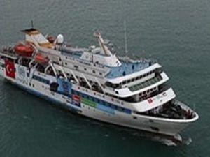 """""""SV Estelle"""" gemisi Gazze'ye gidiyor"""