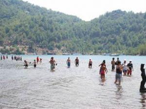'Kızkumu Plajı tehlike altında' iddiası
