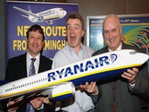 Ryanair, en karlı havayolu konumunda