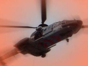 Uganda ordusuna ait 3 helikopter kayıp
