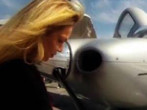 Düşen uçakla ilgili soruşturma başlatıldı