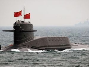 Çin şimdi de yerli denizaltı inşa edecek