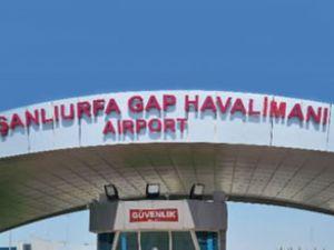 GAP Havaalanı'ndaki yoğunluklar arttı