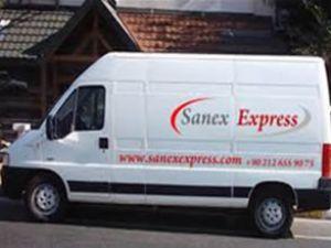 Sanex Express ile kargo ertesi gün Rusya'da