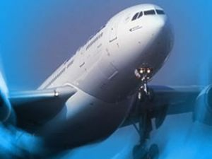Fransız uçağı, Suriye'ye acil iniş yaptı
