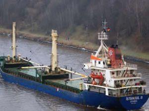 İstanbul B gemisinin mürettebatı perişan