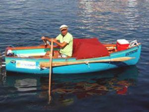 Hüseyin Ürkmez'in İtalya yolculuğu sürüyor