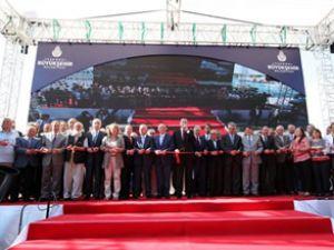Erdoğan Kadıköy-Kartal Metro hattını açtı