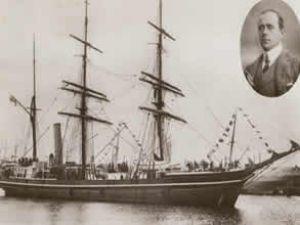 Terra Nova gemisinin enkazı bulundu