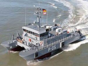 Litvanya Viesiteto gemisini teslim aldı