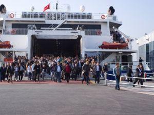 İDO Bayram'da yolcu rekoru kırdı