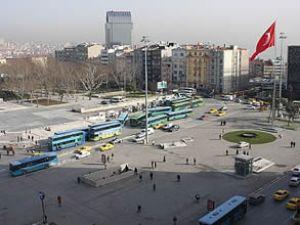 Taksim Meydanı için 9 firma yarışıyor
