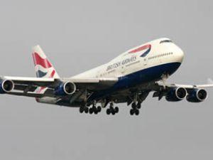 Uçağın iniş takımında ceset bulundu
