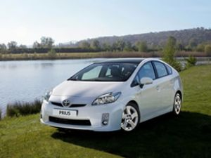 """Prius, """"Adac'ten 5 yıldız alan ilk model"""