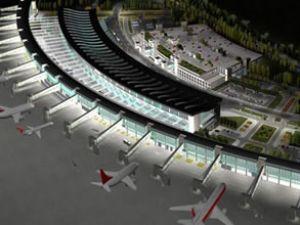 Başkent'in hava kapısı Esenboğa büyüyor