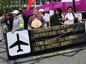 THY işçilerine destek eylemi yapılacak