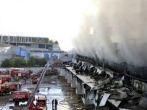 Tuzla'daki yangının sebebi elektrik arızası