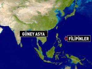 Filipinler'de 7.9'luk deprem meydana geldi