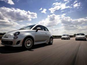 Kuzey Amerika için Fiat 500'e Turbo takviyesi