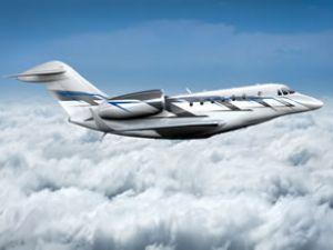 Citation Ten en hızlı uçak olmayı başardı