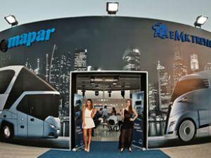 Mapar Otomotiv'in 81. İEF'deki araçları satıldı