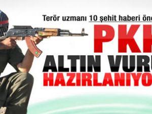 Sedat Laçiner: PKK altın vuruş hazırlığında