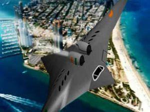NASA uçakların testi için 100 bin $'lık bütçe çıkardı