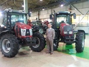 Hattat Traktör'den çiftçilere teşekkür