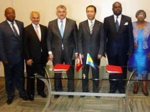 Türkiye, uçuş ağına Gabon'u da dahil etti