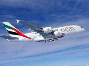 Emirates Havayolları, Bostan'a uçuruyor