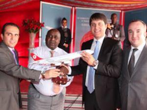 Türk Hava Yolları Cibuti seferlerine başladı