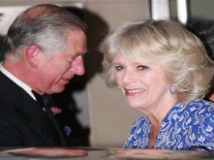 Prens Charles ve Camilla mavi yolculukta