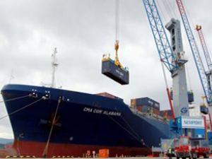 Ege'nin dış ticareti 1.5 milyar dolar fazla verdi