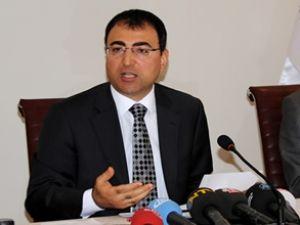 Mustafa Toprak, Diyarbakır Havaalanını inceledi