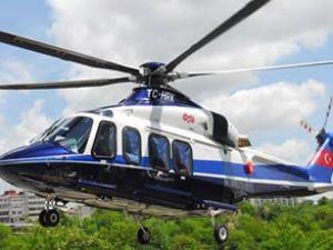 AgustaWestland, Airex Fuarı için İstanbul'a geldi