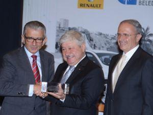 Antalya Belediyesi ve Renault anlaşma imzaladı